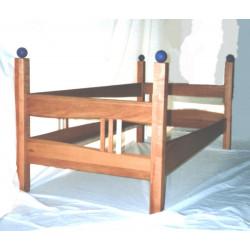 Hochbett - Doppelbett -...