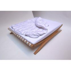 Ibed® Bett auf Gurten gelagert