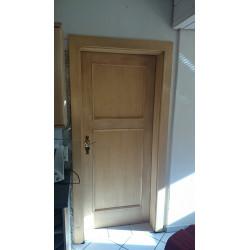 Tür und Zarge
